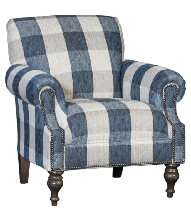 Mayo 8960F Chair: Jodat Indigo