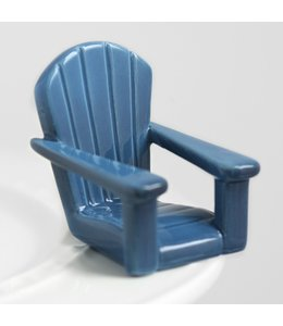 Nora Fleming Blue Chillin' Chair