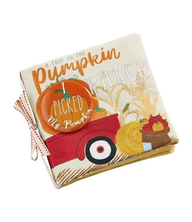MudPie Pumpkin Patch Pin Book