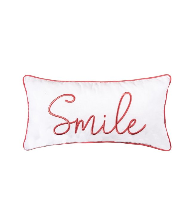 C&F Home Smile Pillow