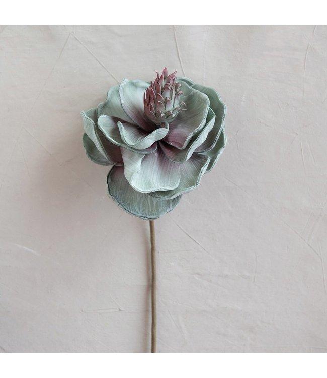 Creative Co-Op Green Faux Flower Stem