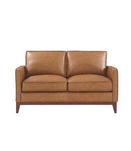 Leather Italia Newport Loveseat