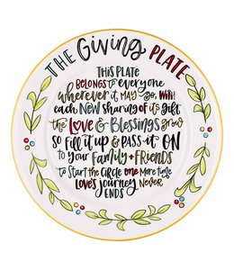 Glory Haus The Giving Plate