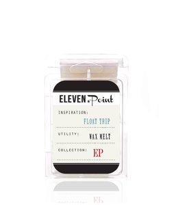Eleven Point Float Trip Wax Melt