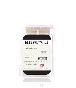 Eleven Point Tipsy Wax Melt