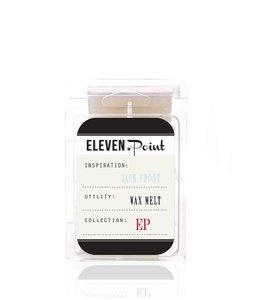 Eleven Point Jack Frost Wax Melt