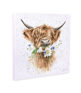 Wrendale Designs Daisy Coo' Large Canvas