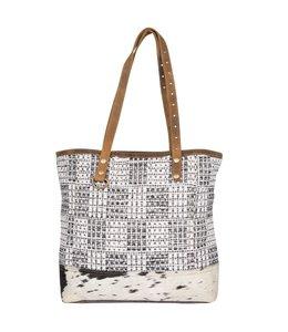 Myra Bag Amazing Maze Tote Bag