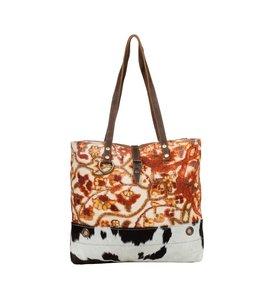 Myra Bag Rustic Affair Tote Bag