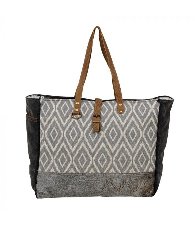 Myra Bag Classy Comeback Weekender Bag