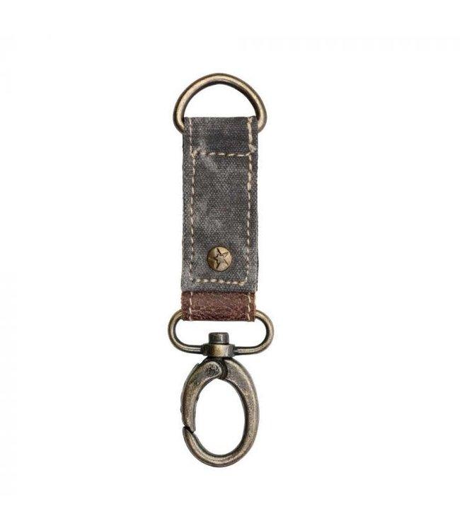 Myra Bag Black Crush Key Fob