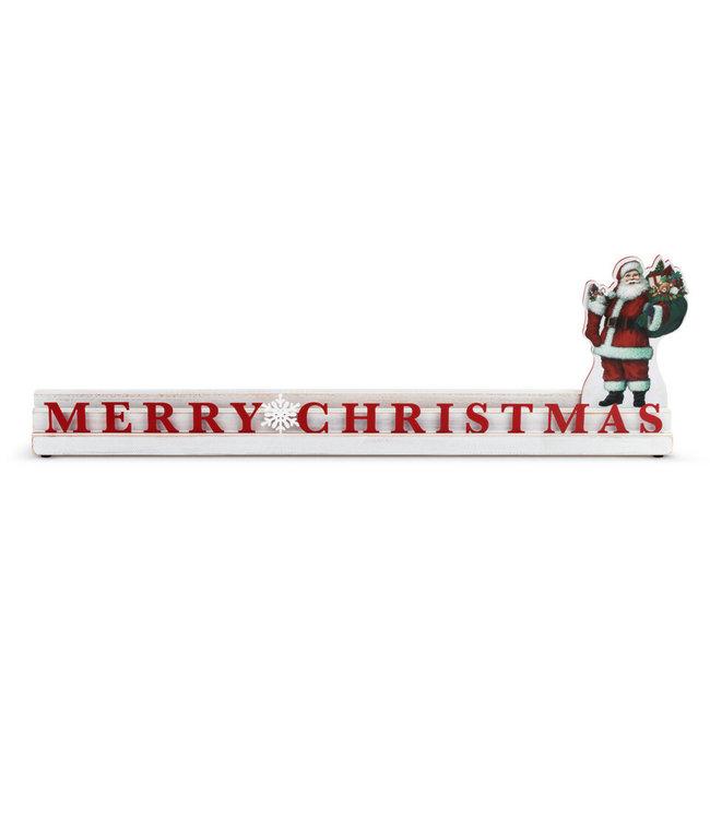 Demdaco Merry Christmas Photo Card Holder