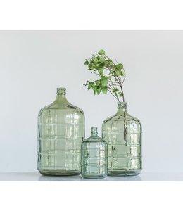 Creative Co-Op Glass Vintage Reproduction Bottle