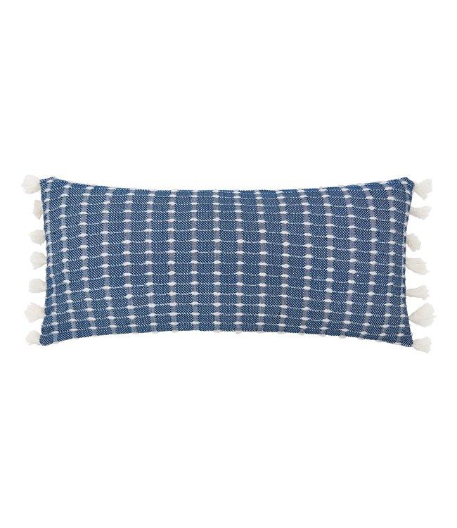 C&F Home Indigo Riley Pillow