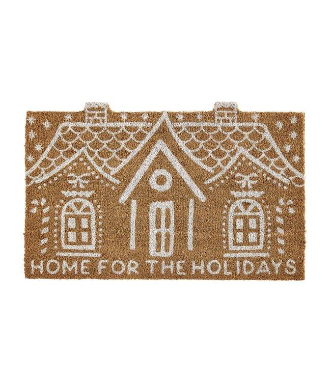MudPie Gingerbread Doormat