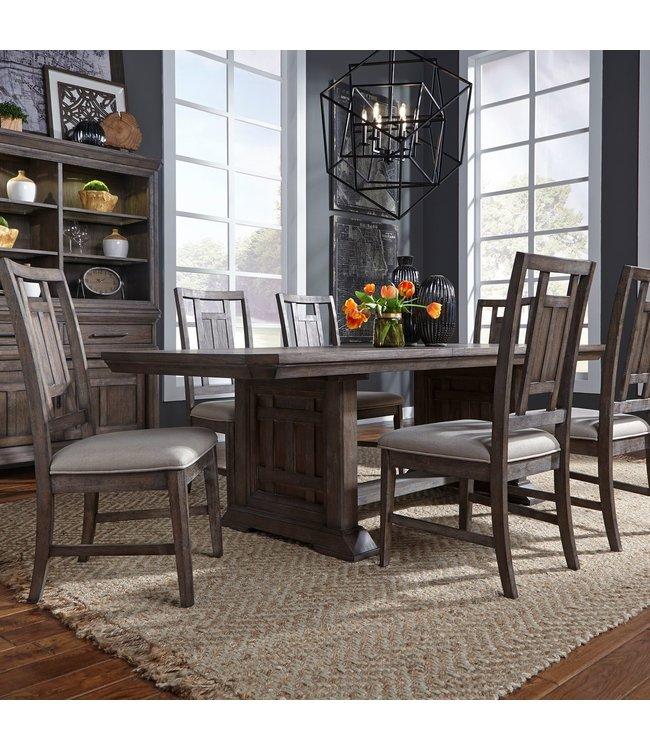 Liberty Furniture Artisan Prairie Dining Set
