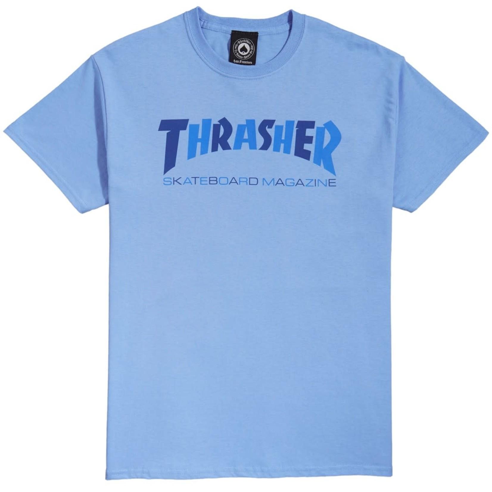 Thrasher Thrasher Checkers Logo T-Shirt