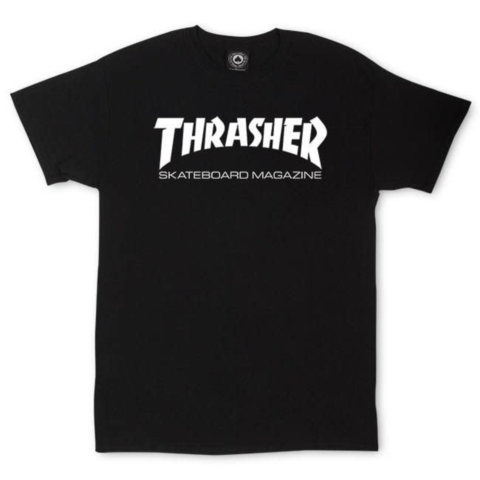 Thrasher Thrasher Skate Mag Logo T-Shirt