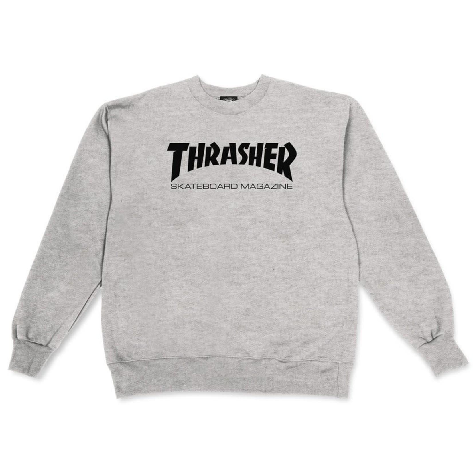 Thrasher Thrasher Skate Mag Logo Crew