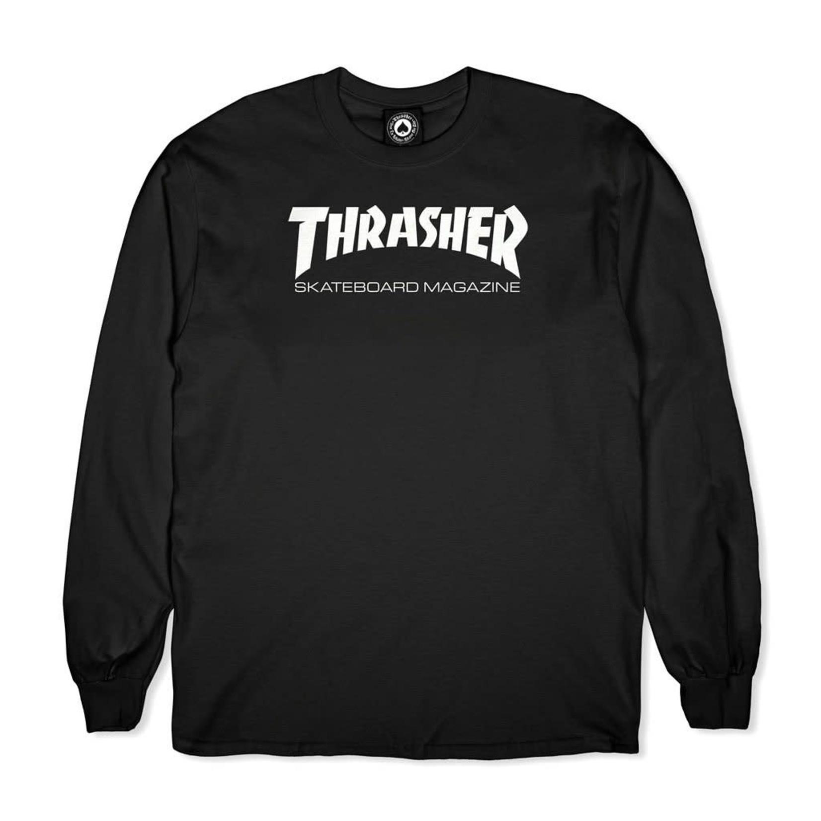 Thrasher Thrasher Skate Mag Logo Long Sleeve