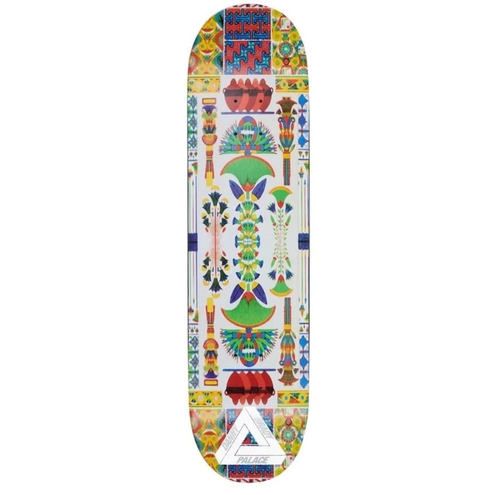 Palace Palace Brady Pro S25 Deck, Multi, 8.0
