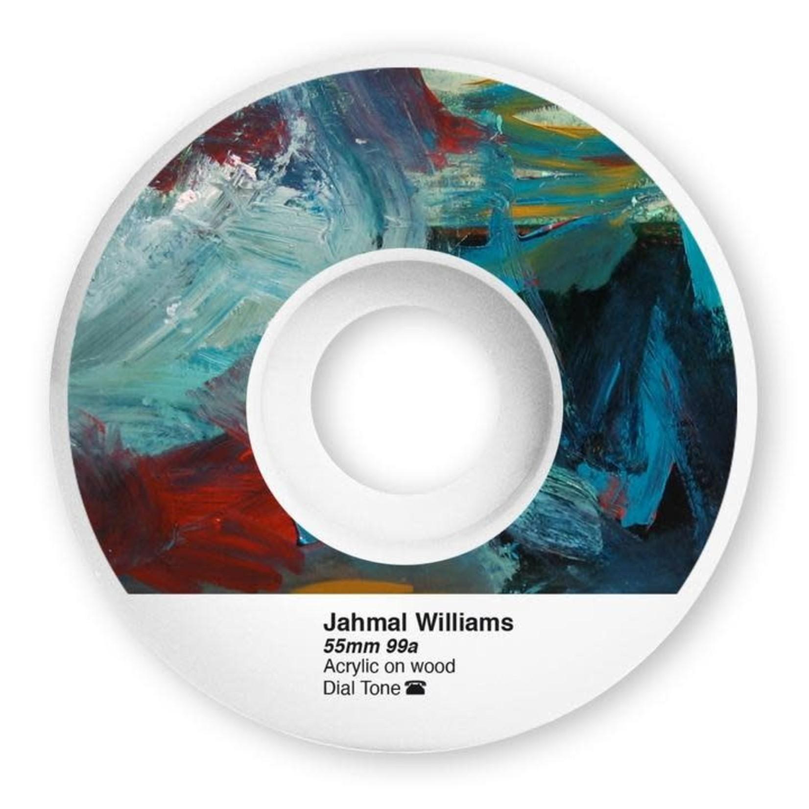 Dial Tone Dial Tone Williams Acrylic Conical Wheels