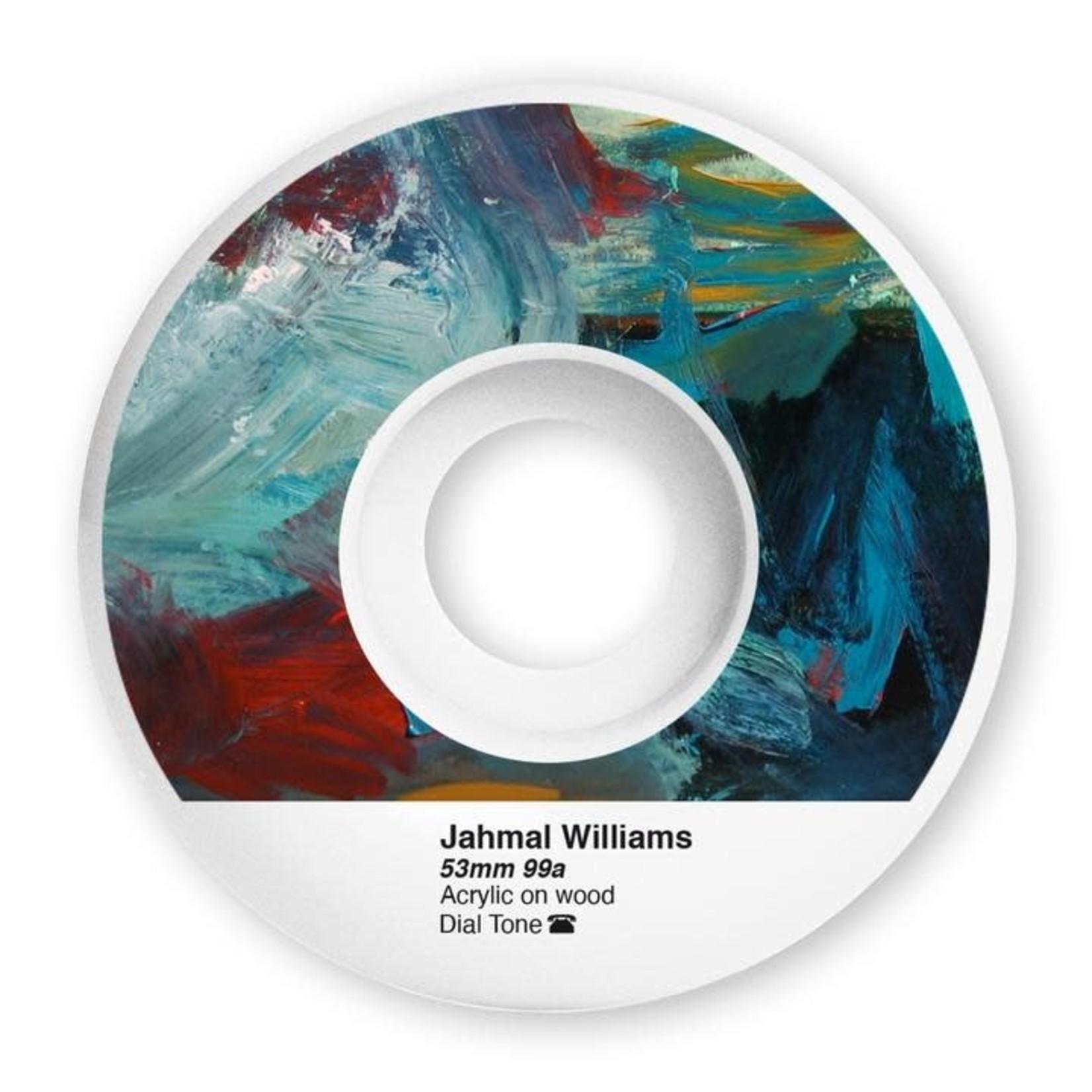 Dial Tone Dial Tone Williams Acrylic Standard Wheels