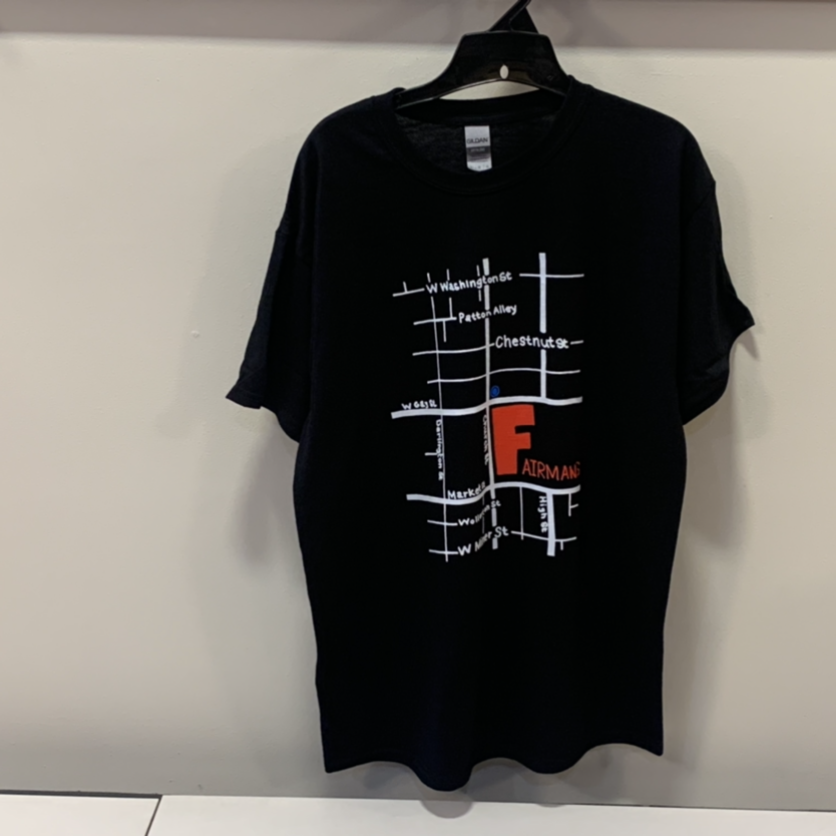 Fairman's Fairman's Map T-Shirt
