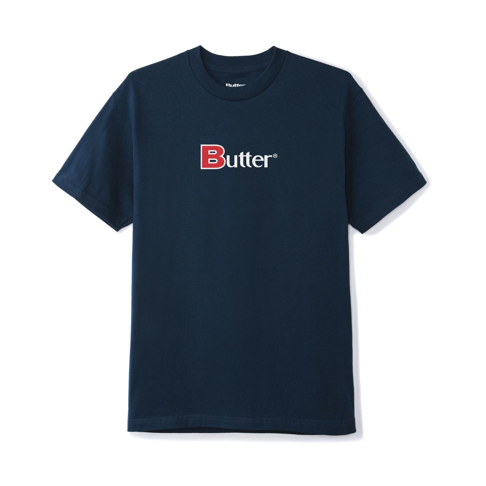 Butter Goods Butter Goods Bold Classic Logo Tee