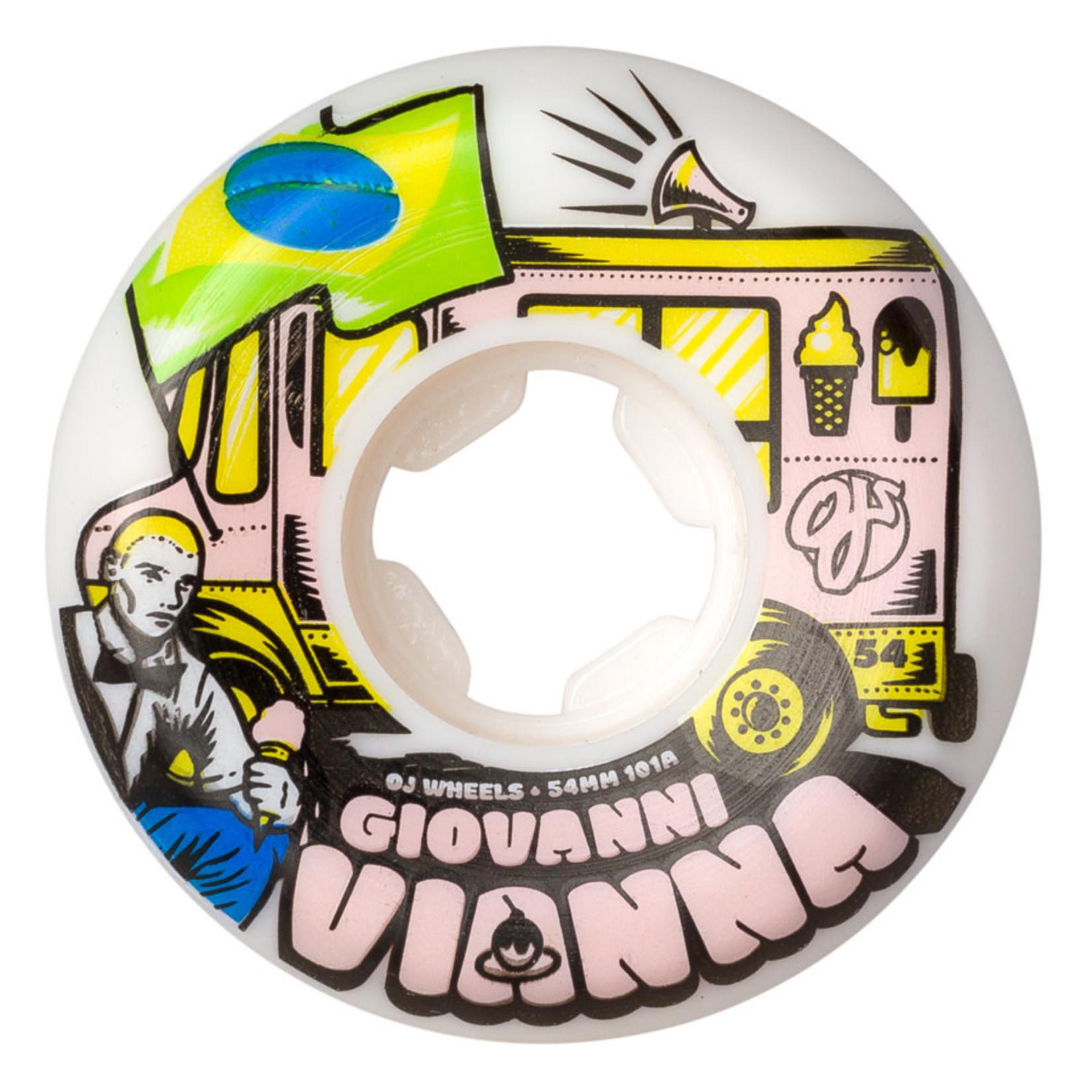 OJ OJ Vianna Elite Hardline Wheels