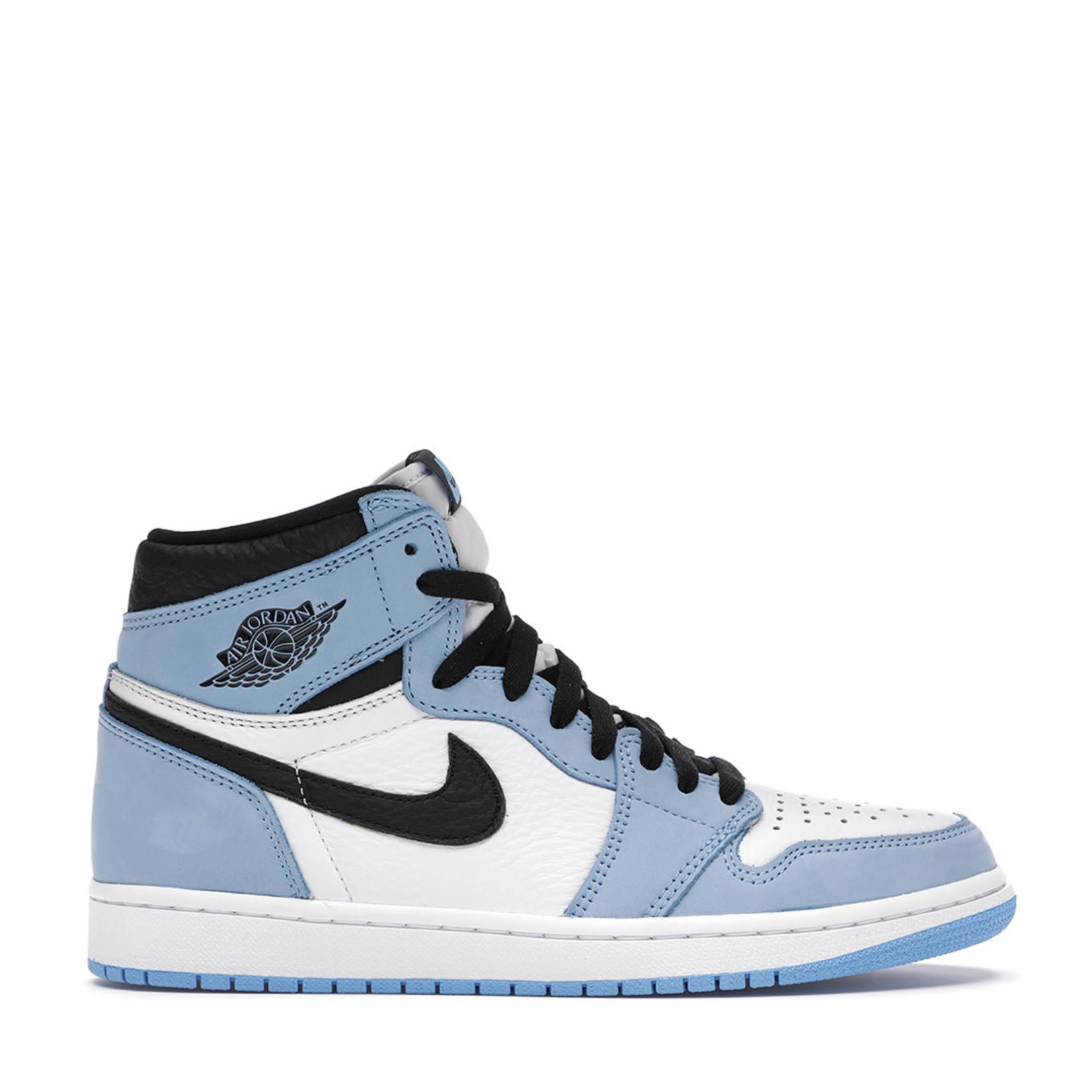 Jordan Jordan 1 Retro High White University Blue Black