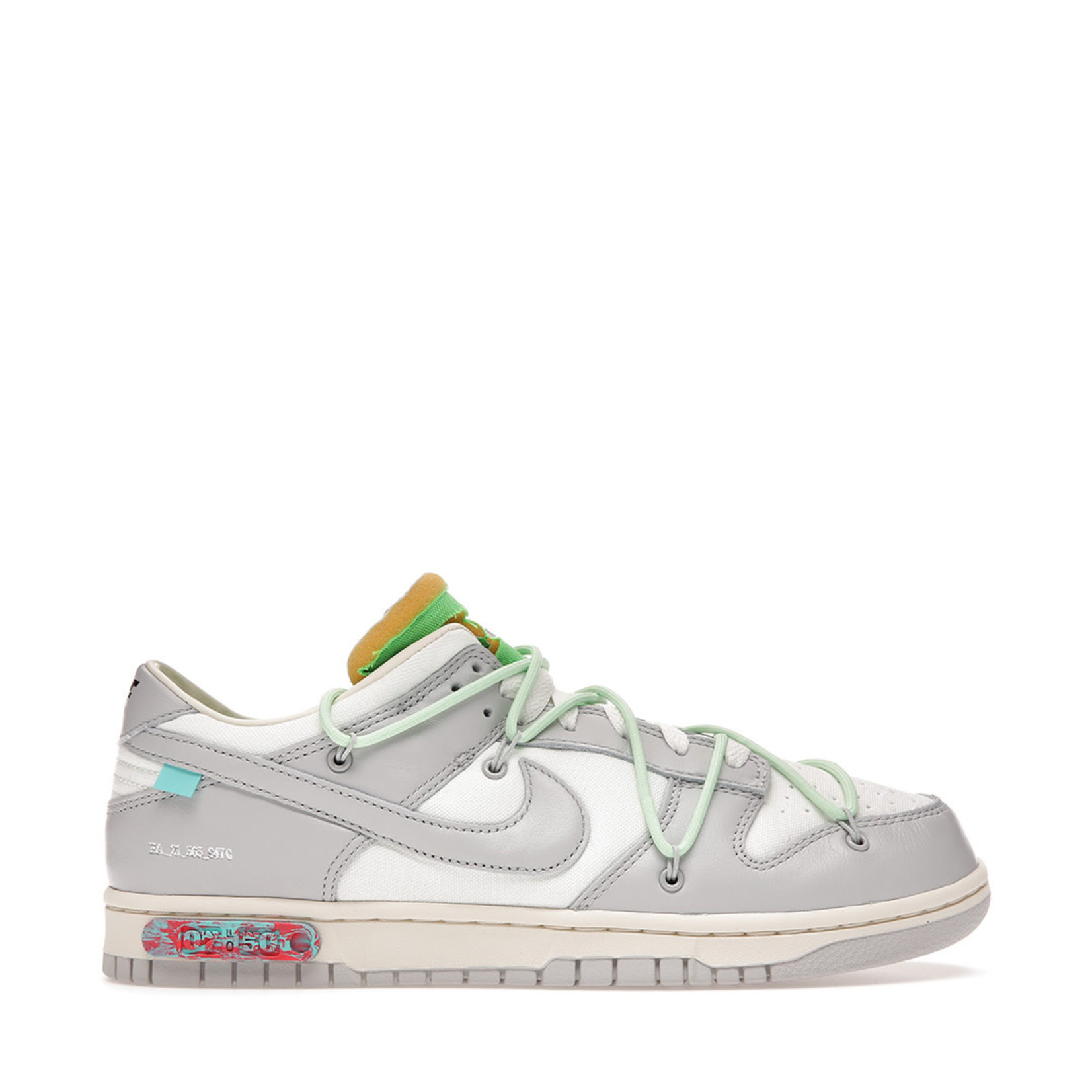 Off-White Nike Dunk Low Off-White Lot 7