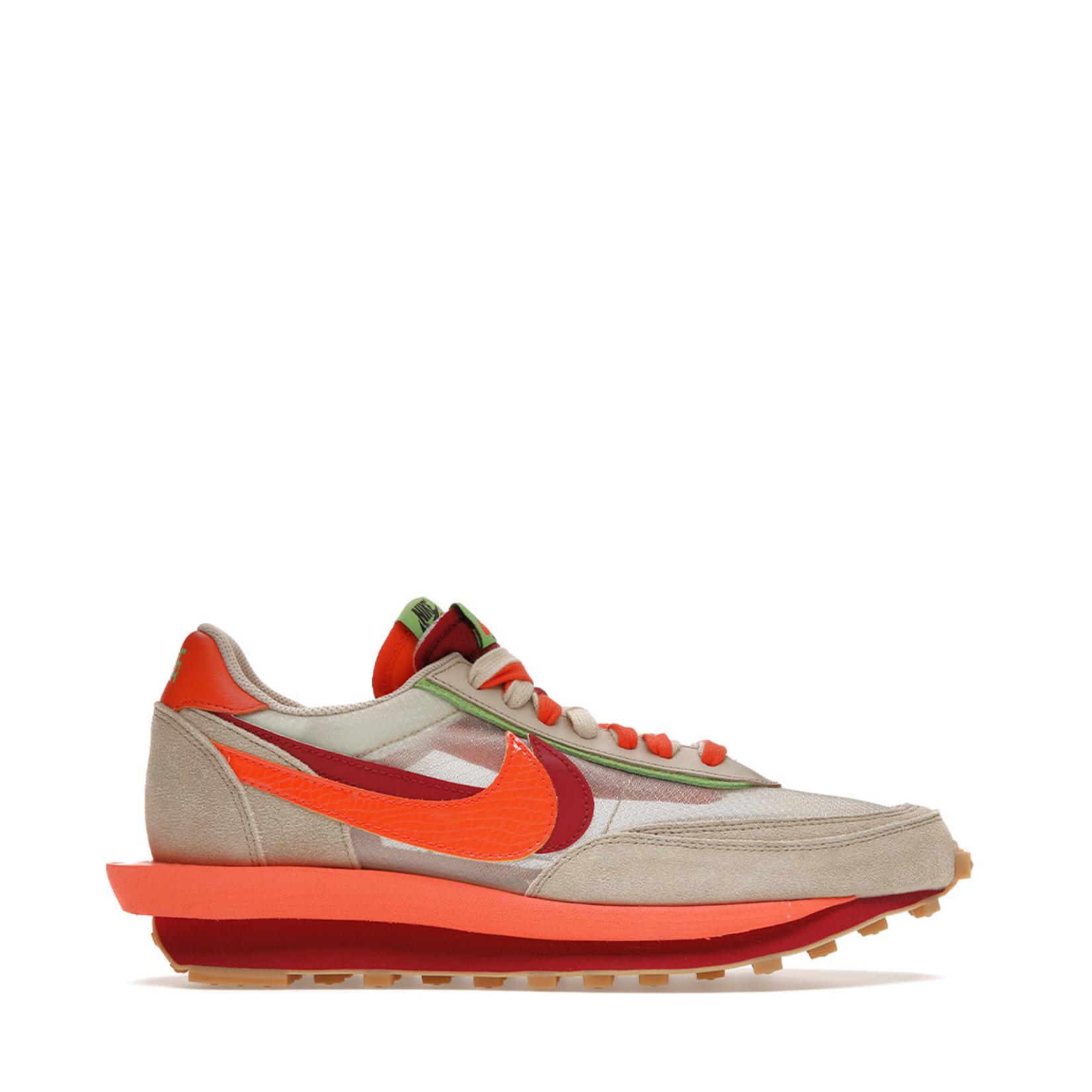 Nike Nike LD Waffle sacai CLOT Net Orange Blaze