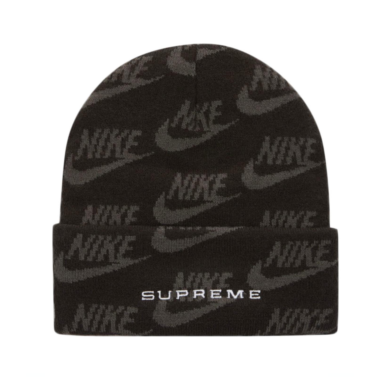 Supreme Supreme Nike Jacquard Logos Beanie (C)