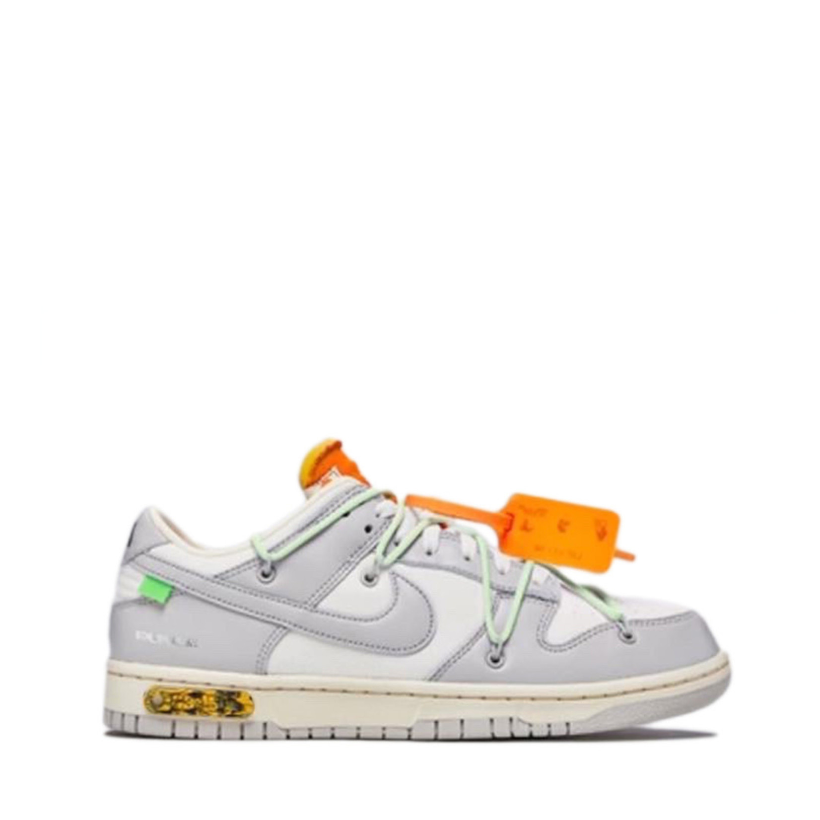 Off-White Nike Dunk Low Off-White Lot 43