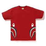 Bape Bape Side Shark Tee (C)
