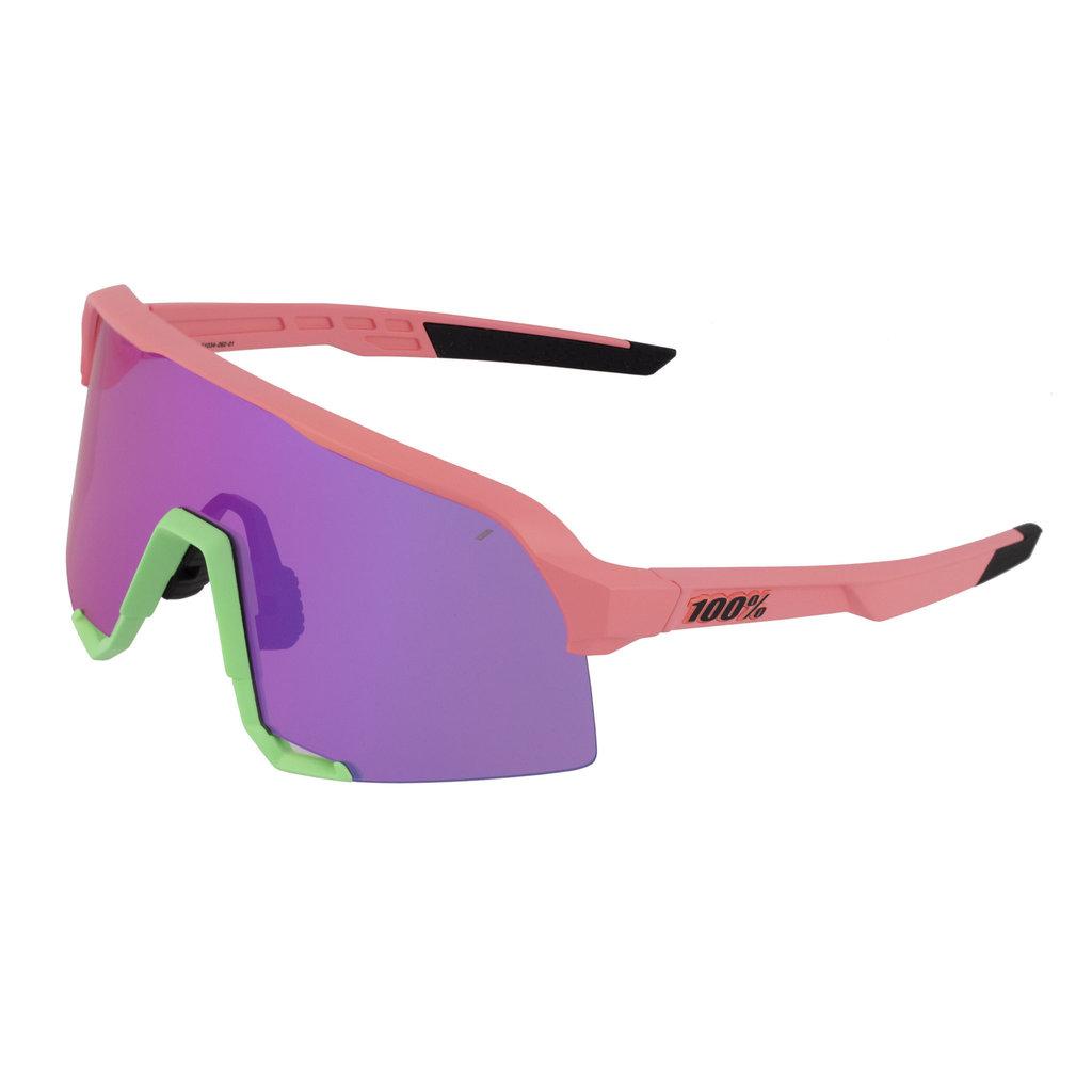 100% 100% S3 Pink/Purple