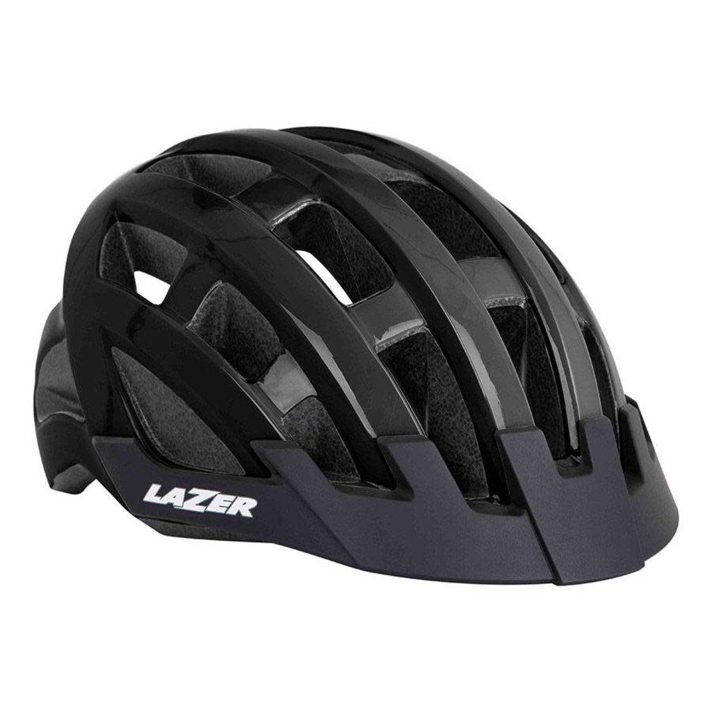 Lazer Helmet Compact Uni Matt Blk
