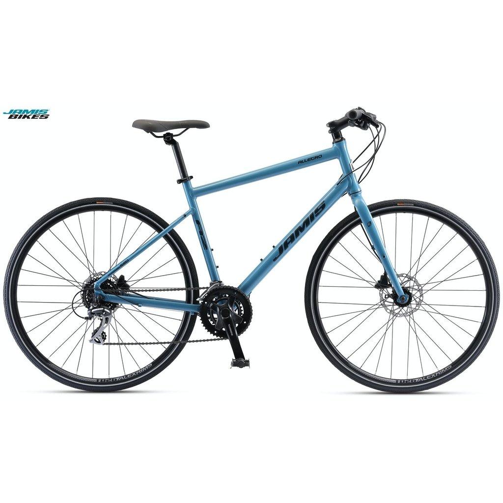 """Jamis 2021 Allegro A2 Blue 17"""""""