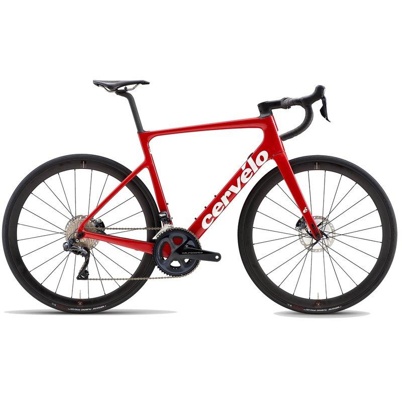 Cervelo Cervelo 2021 Caledonia Custom Build Red Rival 56