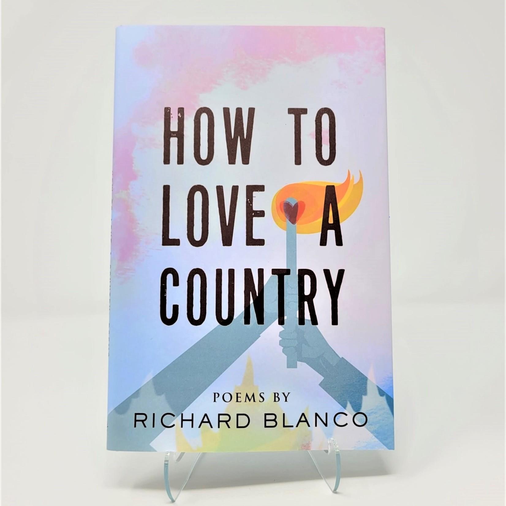 PENGUIN RANDOM HOUSE LLC HOW TO LOVE A COUNTRY