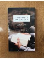 Principles Of Prayer - DAUGHERTY, BILLY JOE