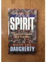 Led By The Spirit - DAUGHERTY, BILLY JOE