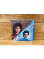 My Folks Favorites & A New Song - CD- DAUGHERTY, SHARON