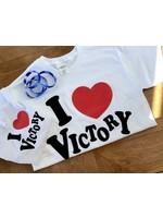 I love victory