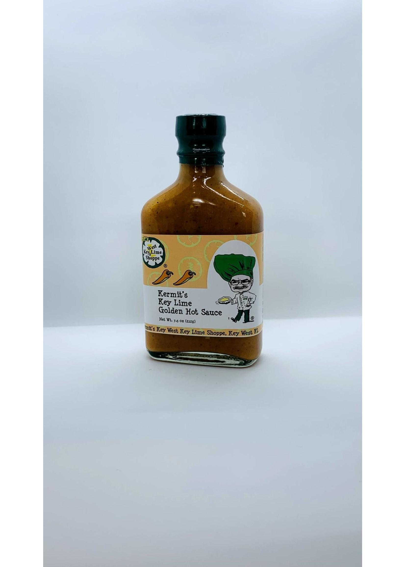 Kermit's Key Lime Golden Hot Sauce 7.5 oz