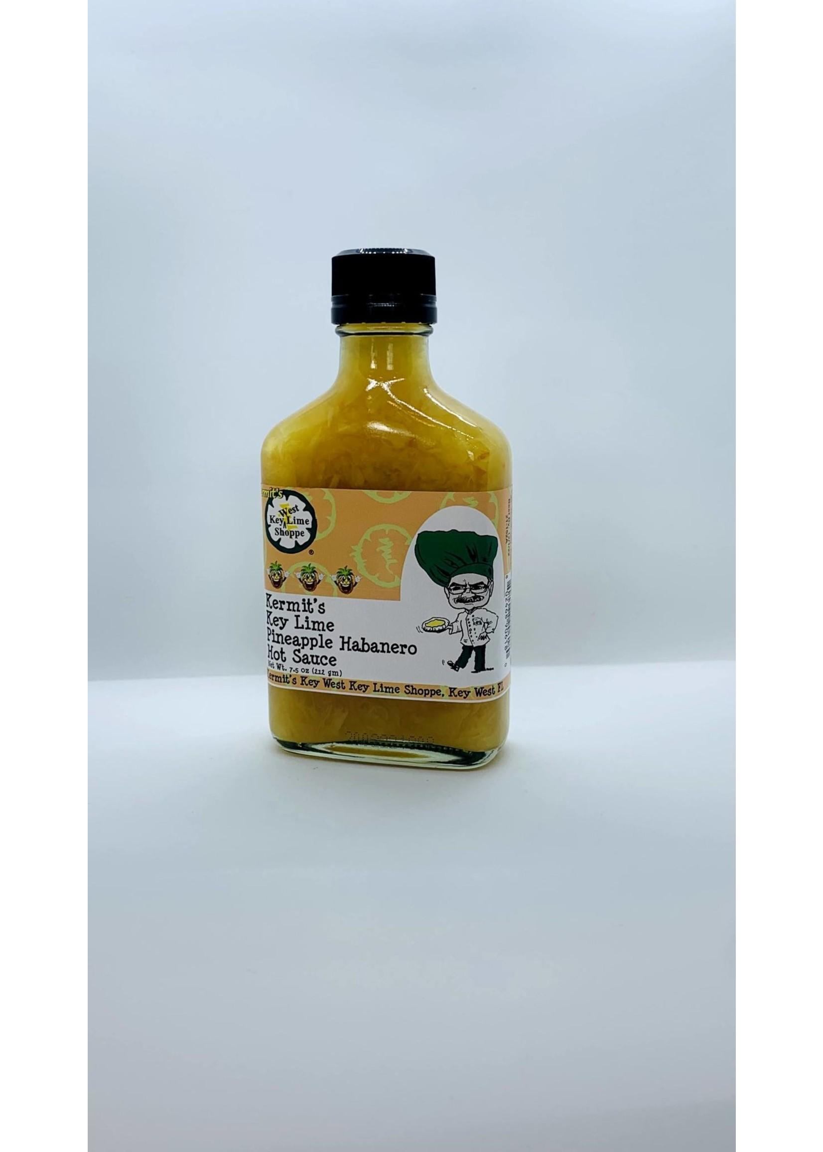 Kermit's KL Pineapple Habanero Hot Sauce 7.5 oz