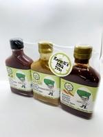 Kermit's BBQ Sauce Trio 7.5 oz