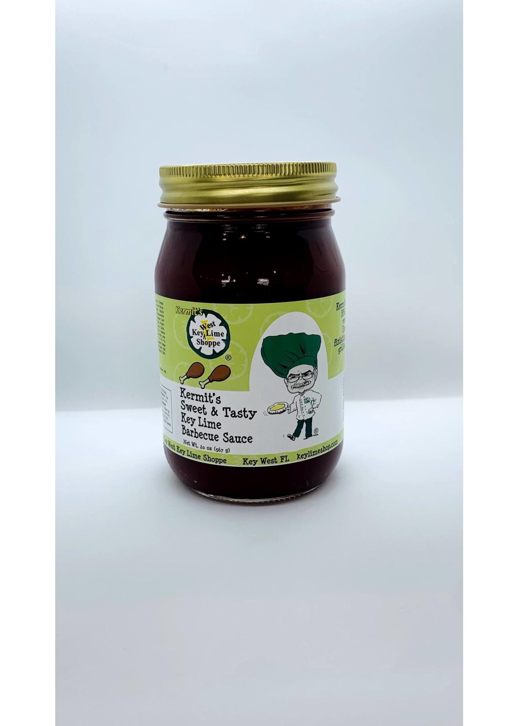 Kermit's Sweet & Tasty Key Lime Barbecue Sauce  20 oz.