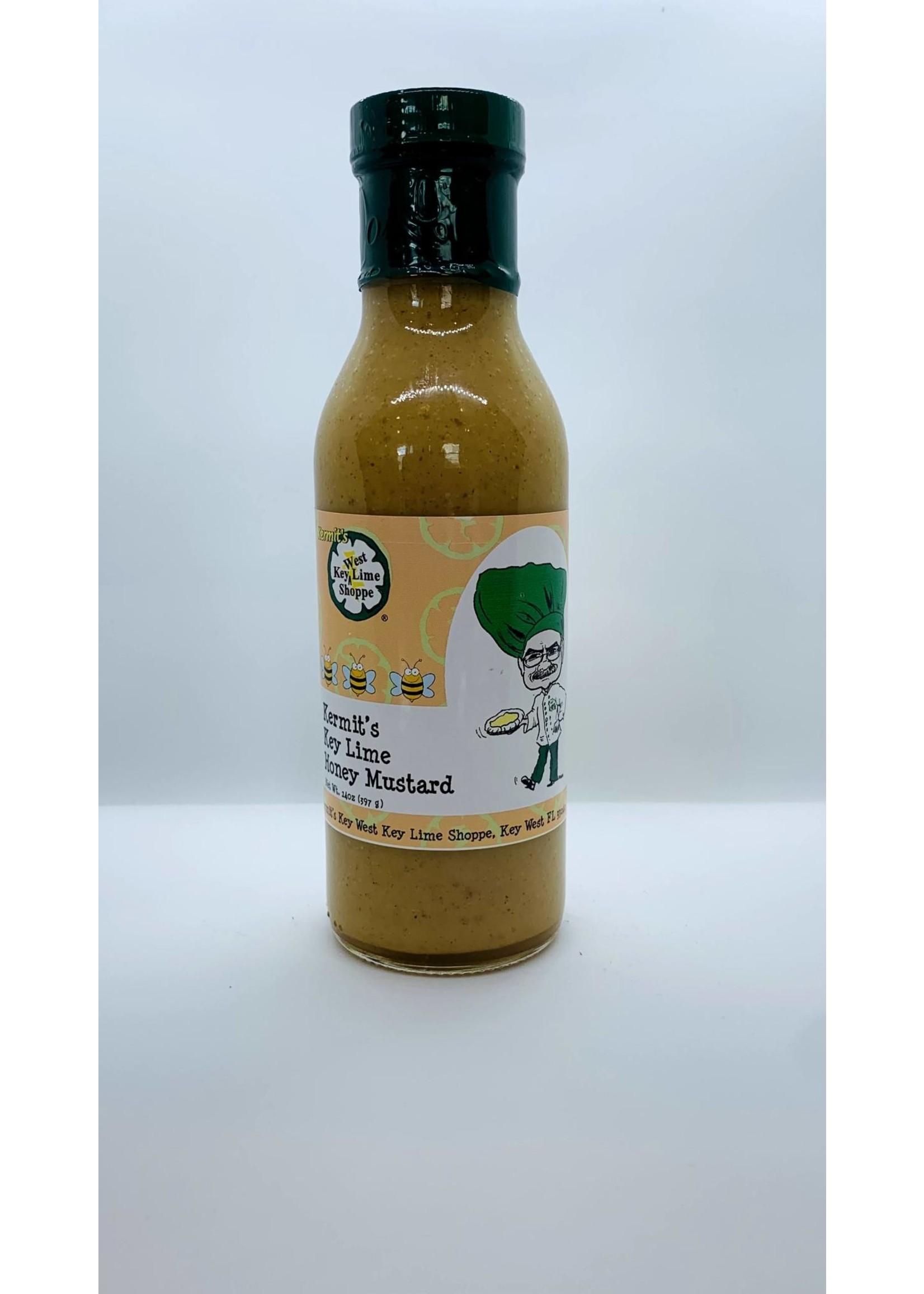 Kermit's Key Lime Honey Mustard - 14 oz